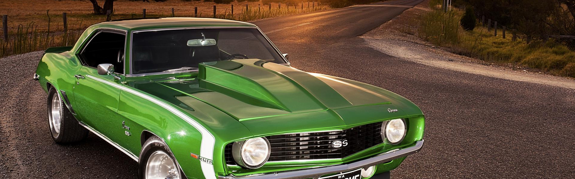 Pacific garage vente restauration de voitures americaines for Vente de voiture garage