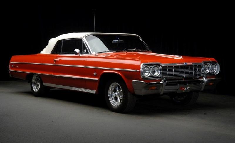 pacific garage – vente – restauration de voitures americaines